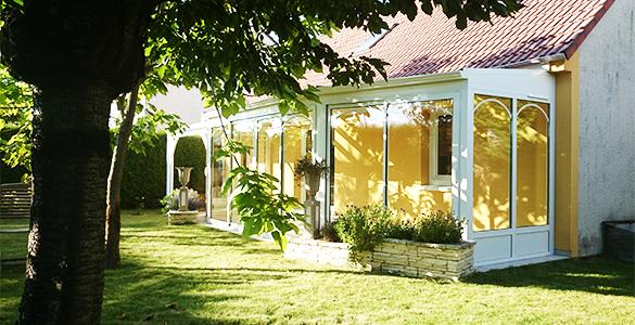 Installation de pergolas veranda et couvertures de for Agrandissement veranda