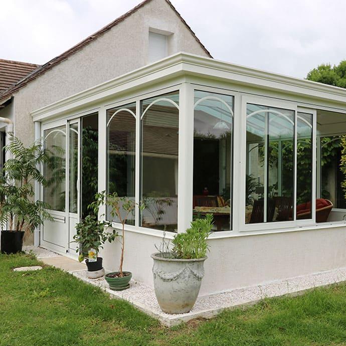 Pergola, veranda et couverture de piscine en Île-de-France